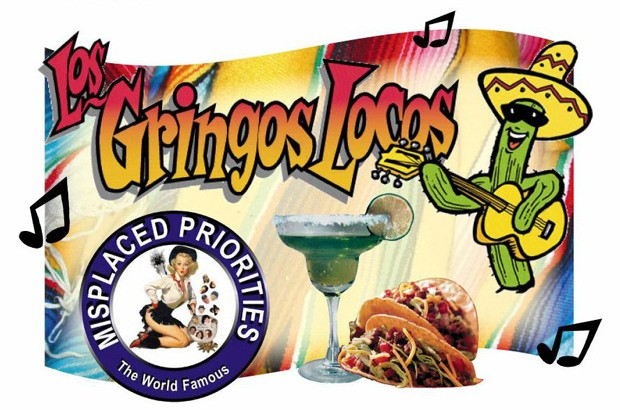 Los Gringos Taco Cart and Misplaced Priroites